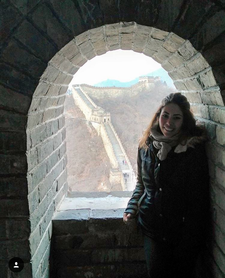 Muralha da china - 7 maravilhas do mundo moderno
