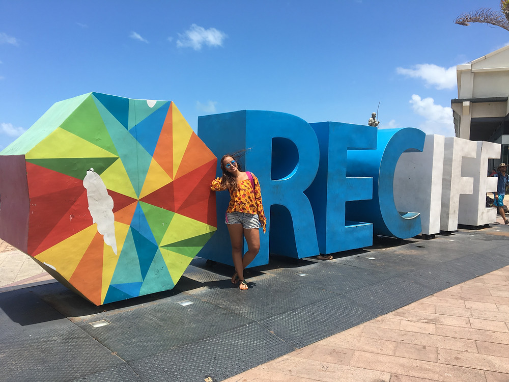 Viaje com pouco - Recife