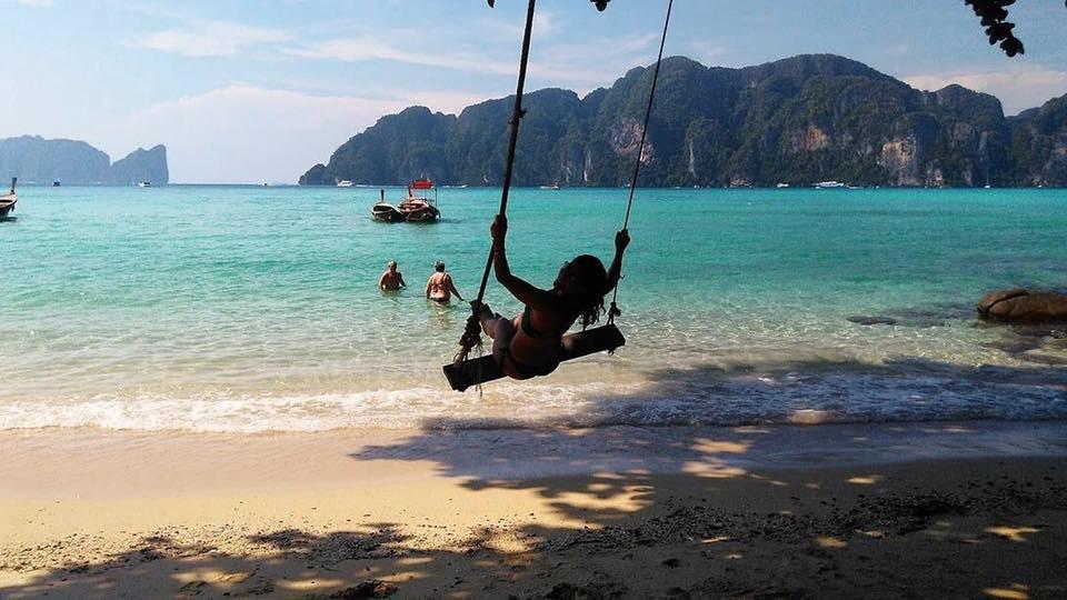 Viaje com pouco - Phi Phi Island