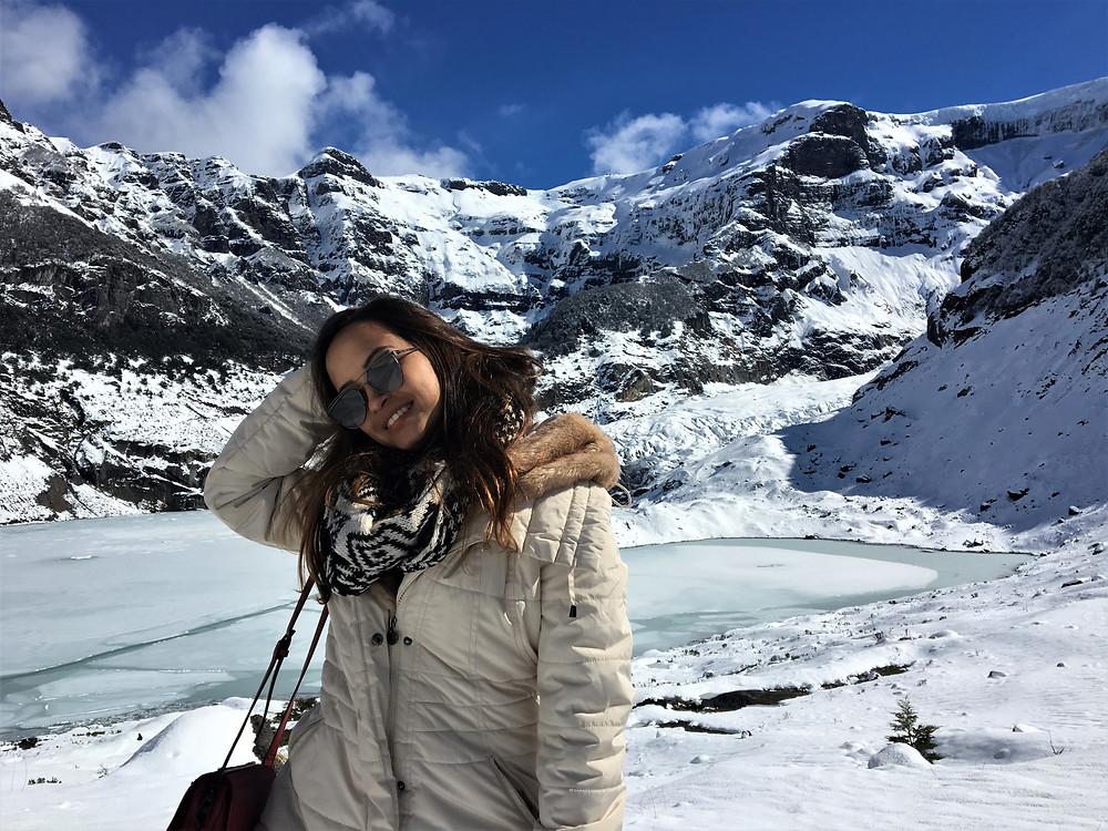 Viaje com pouco - El Tronador - Bariloche, Argentina