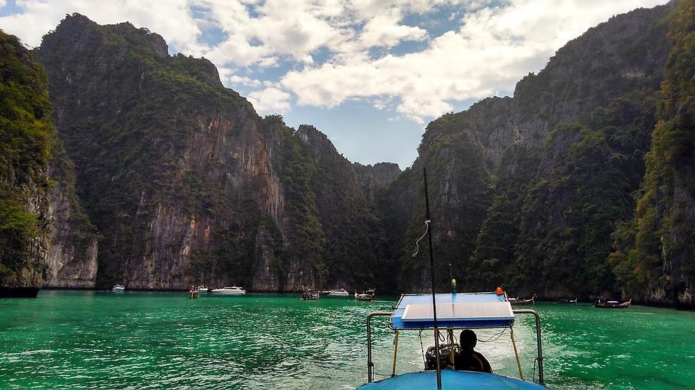 Pileh lagoon - viaje com pouco