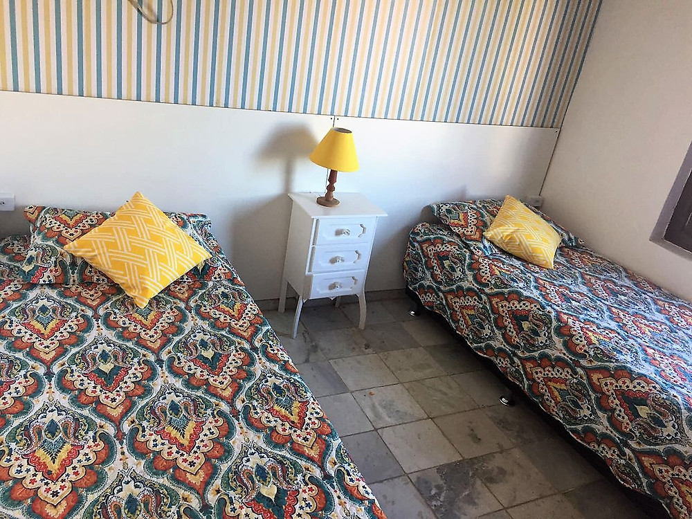 Viaje com pouco - Arraial Blues Hostel - Arraial do Cabo