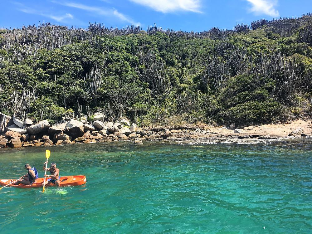 Viaje com pouco - Arraial do Cabo