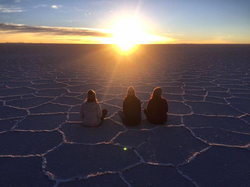 Viaje com pouco - Salar de Uyuni