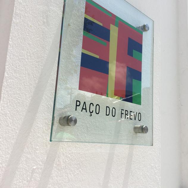Paço do Frevo, Recife Antigo