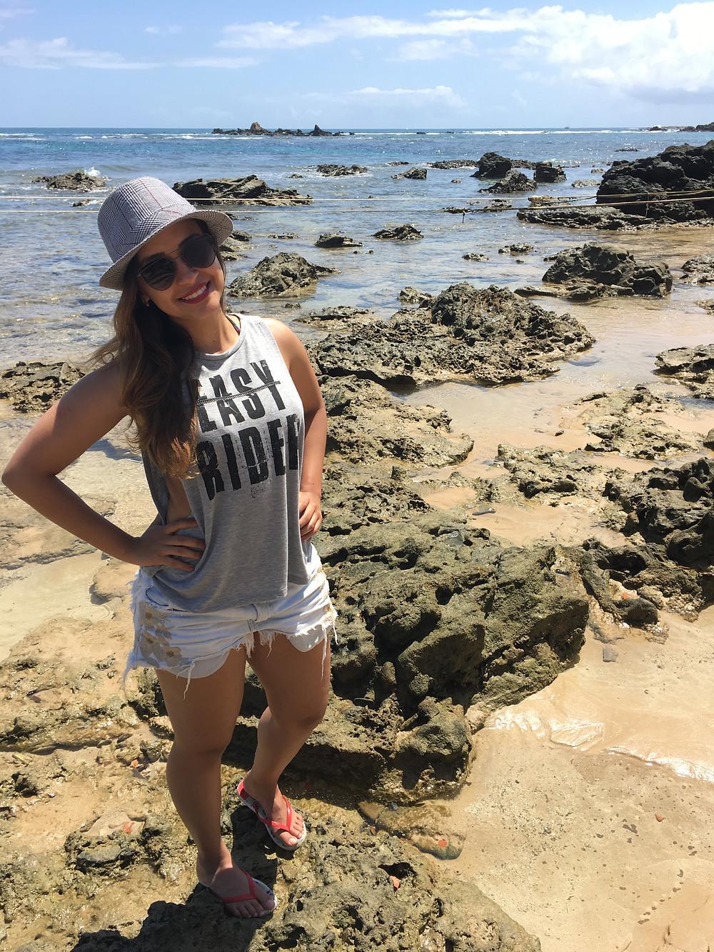 Primeira Praia de Morro de São Paulo - Viaje com pouco