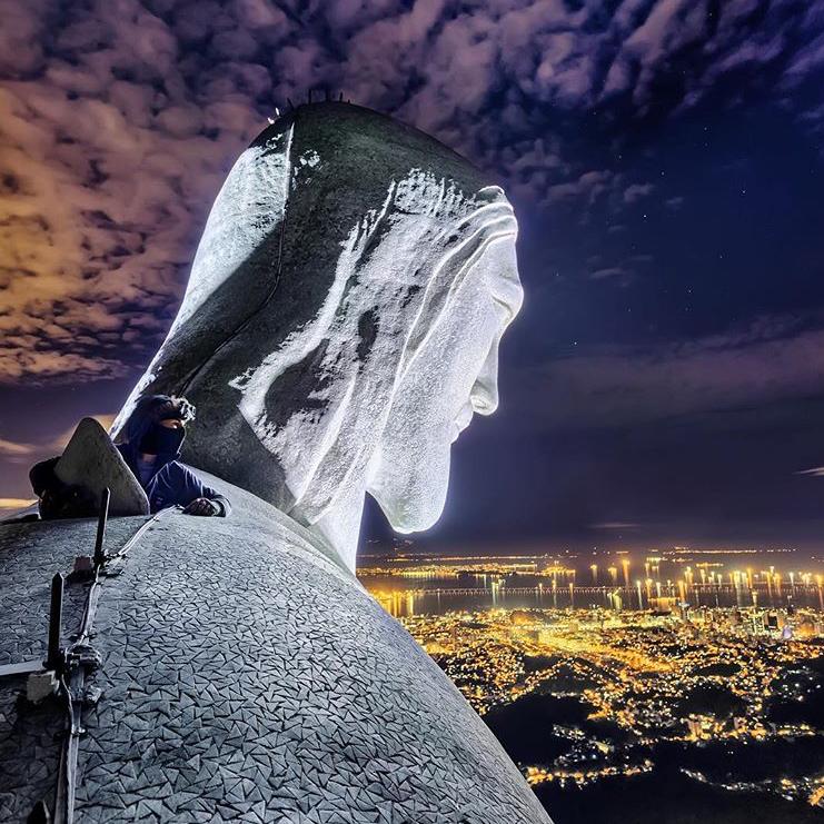 7 maravilhas do mundo moderno - cristo redentor