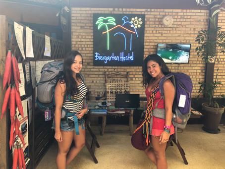 Biergarten Hostel: Onde se hospedar em Ilha Grande