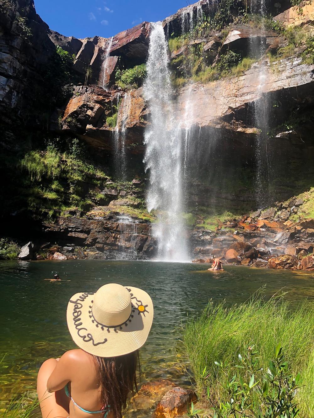 Cachoeira do Cordovil - Chapada dos Veadeiros