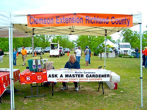 ... Composed Of Volunteers Whose Goal Is To Promote Teach Environmentally  Sound, Research Based Gardening Practices To The Citizens Of Richland  County.