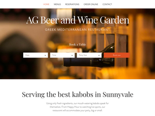 AG Beer and Wine Garden