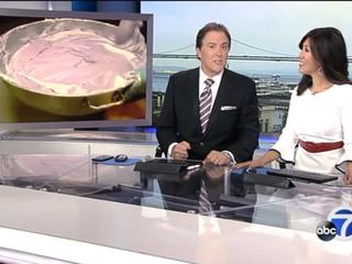 Mavens Creamery on ABC7 News