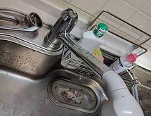 お水のお医者さん,水漏れ,キッチン