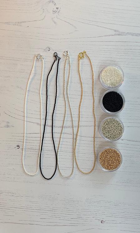 Seed Bead Chain