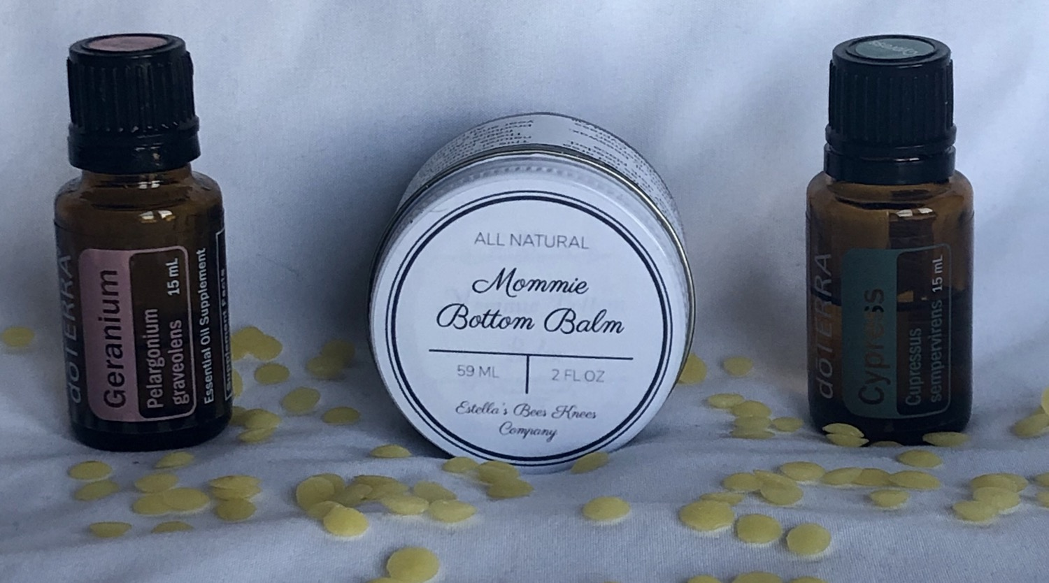 Mommie Bottom Balm