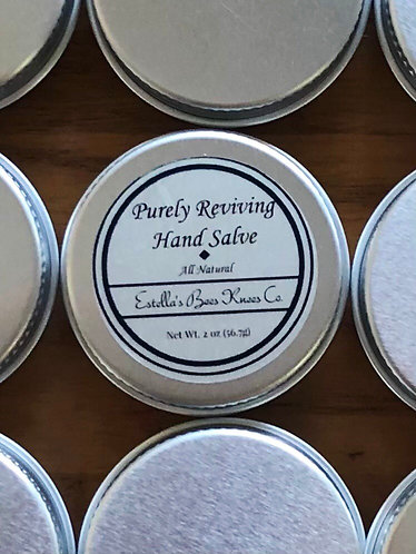 Purely Reviving Hand Salve