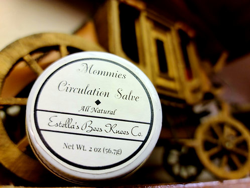 Mommies Circulation Salve