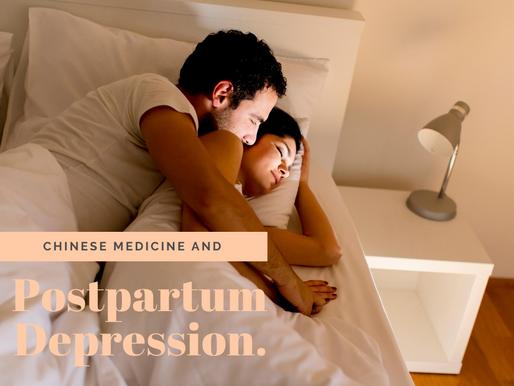 Chinese Medicine & Postpartum Depression