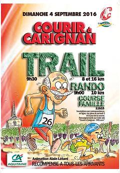 Courir à Carignan