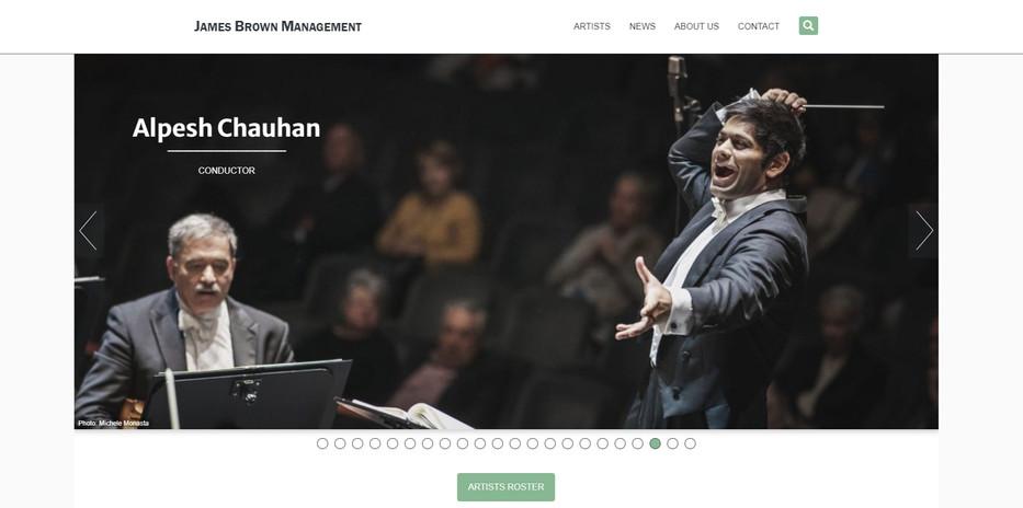 JBM homepage