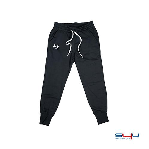 Pantalone nero logo bianco Under Armour