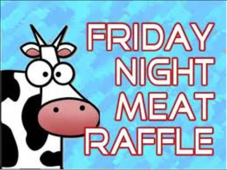 Friday Meat Raffle