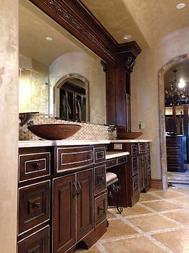 CABINETS AND FURNITURE FINISHES