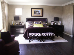 Standard Pacific Homes faux finish