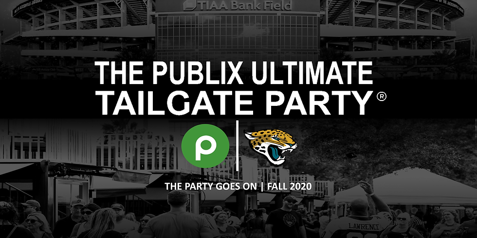 The Ultimate Tailgate Party Season Pass