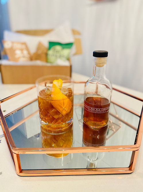 Rum Old Fashioned Box