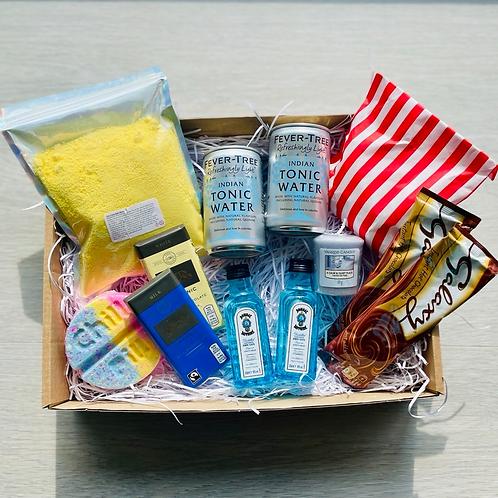 Self Care Box - G&T Edition