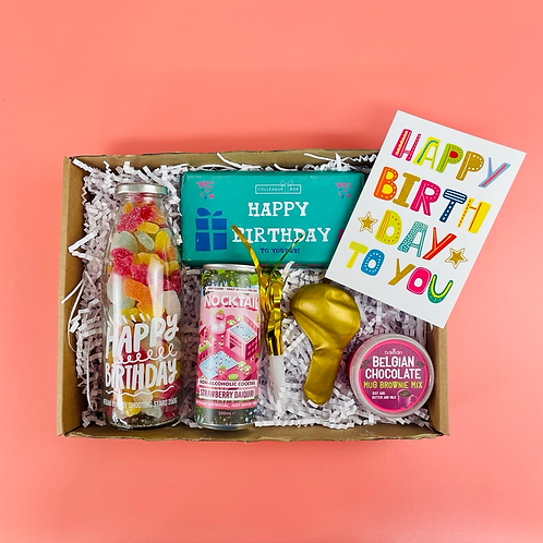 Birthday Sweetie Box