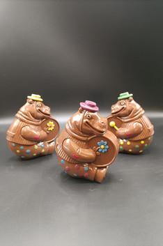 Hippopotame Tambour 22€