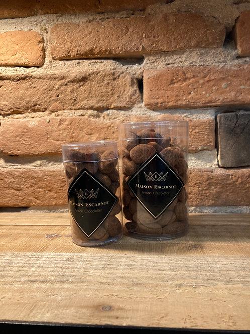 Amandes Enrobées Cacao
