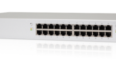 Ubiquiti Networks UniFi Managed PoE+ Gigabit 24 Port Switch with SFP (250W)