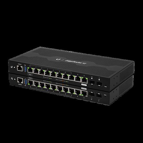 Ubiquiti Networks 12-Port EdgeRouter 12 Advanced Network Router