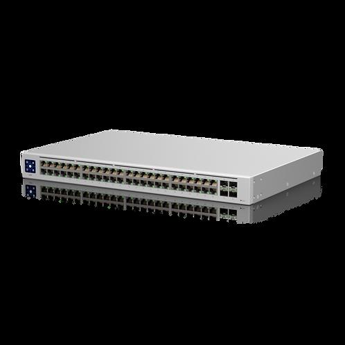 Ubiquiti Networks UniFi USW-48 48-Port Managed Gigabit Managed Switch with SFP