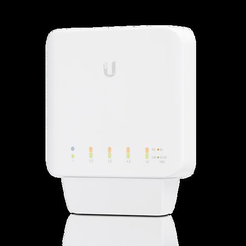 Ubiquiti Networks UniFi Switch Flex 5-Port Managed Gigabit PoE Network Switch