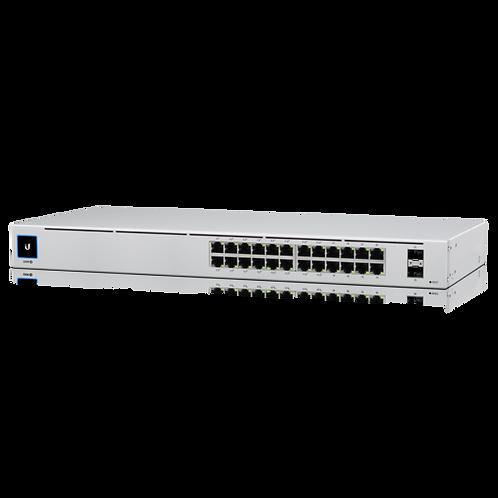Ubiquiti Networks UniFi 24-Port Managed Gigabit PoE Switch with SFP