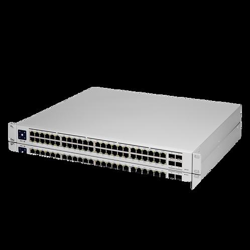 Ubiquiti Networks UniFi Pro PoE 48-Port Gigabit PoE Network Switch with SFP+