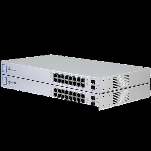 Ubiquiti Networks UniFi Managed PoE+ 16-Port Gigabit Switch with SFP (150W)