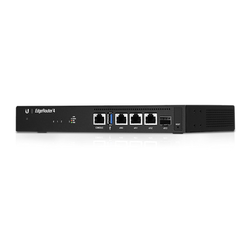 Ubiquiti Networks ER-4 3-Port EdgeRouter with EdgeMAX Technology