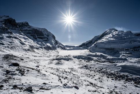 Glacial Sun