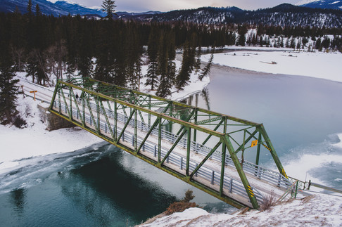 Jasper Bridge