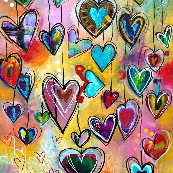 Être Bien...les afters l Utiliser le tableau de l'Amour au quotidien
