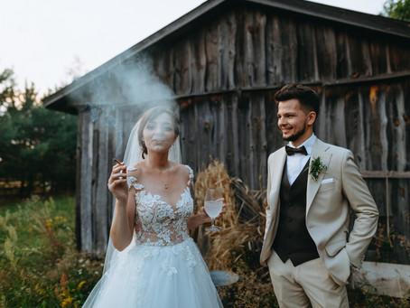 Czy marihuana jest z konopi? Czyli pierwsze w Polsce konopne wesele! #Weedukacja