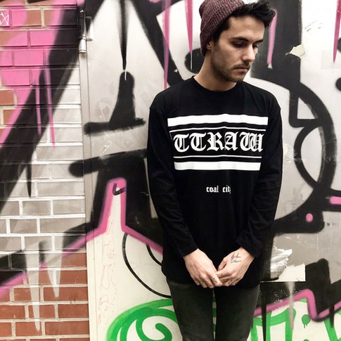To The Rats and Wolves - Coal City Longsleeve
