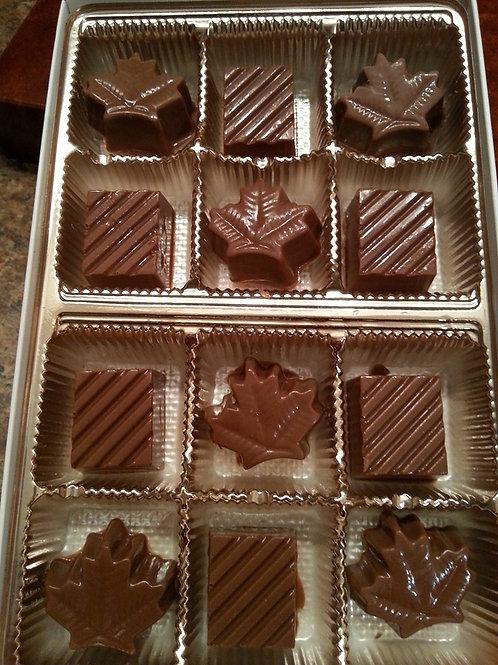 Chocolat Explosion boîte de 12 mx
