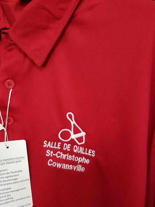 T-Shirt Unisexe Rouge