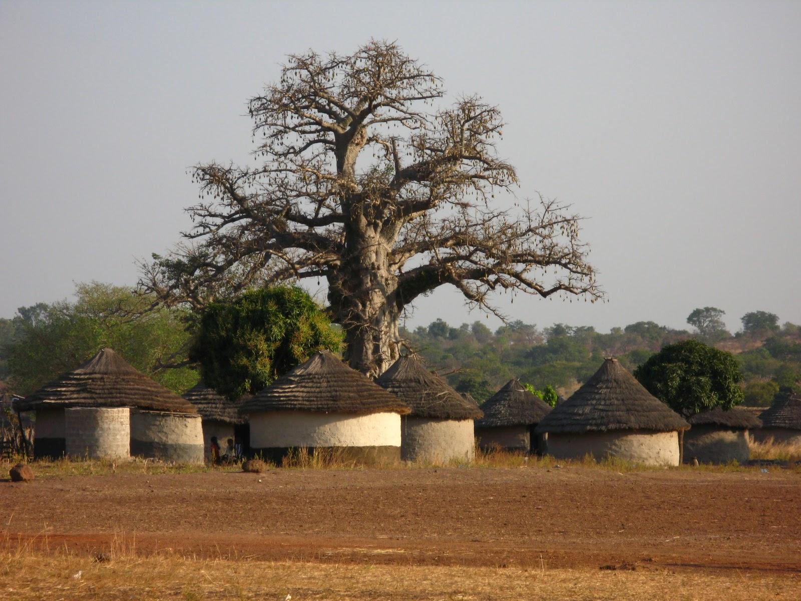 バランドゥグ村